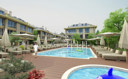 Ihlamur Konaklari Florya swimming pools