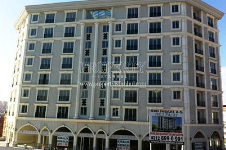 Inci Palas building