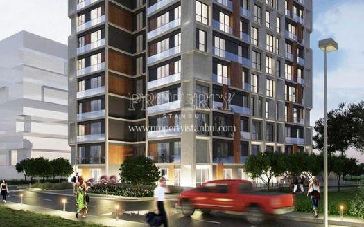 Iva Flats Kagithane project