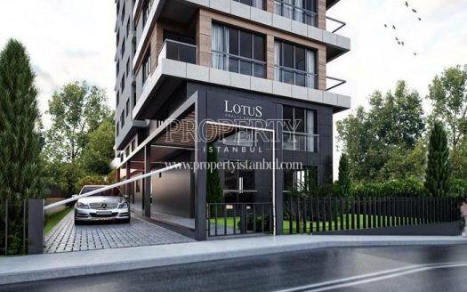 Car enrtrance for Lotus 16 Suadiye project