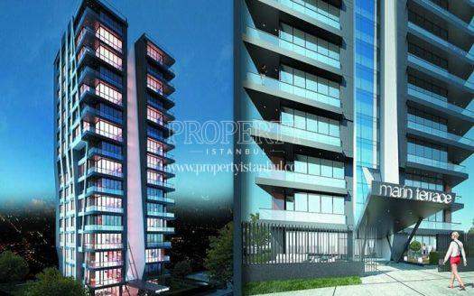 MArin Terrace building