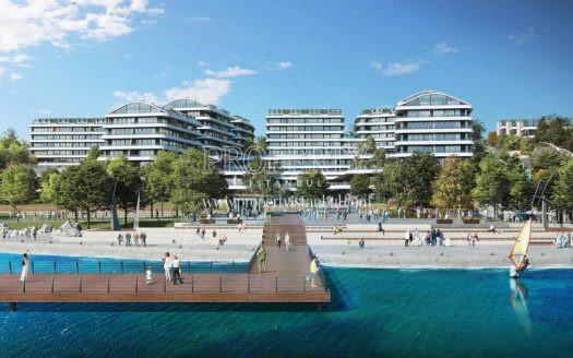 The coast and Marina 24 project