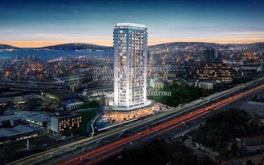 Marmara Kule building