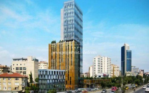 Mermerler Plaza tower