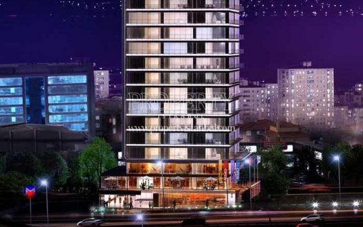 Metrowin Tower project
