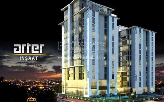 Meydan Evleri project