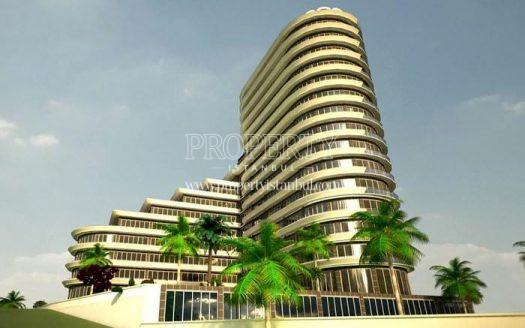 N5 Suites building