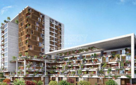 Narli Bahce Evleri building