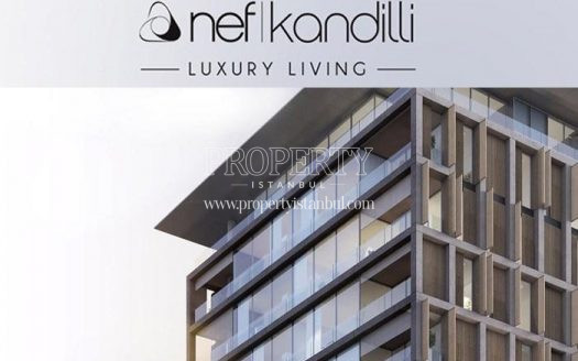 Nef Kandilli Luxury Living homes
