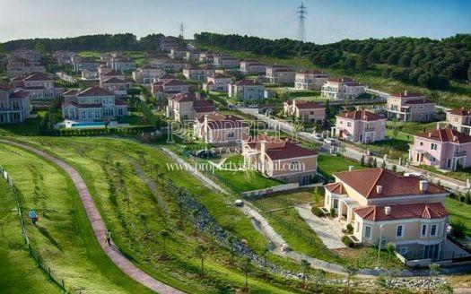 Neo Golpark Cevizli Mahallesi villas