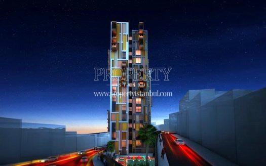 Nova Suites Kagithane project
