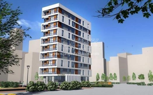Nur Reszidans building