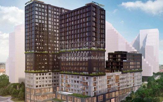 Optimist Residence project