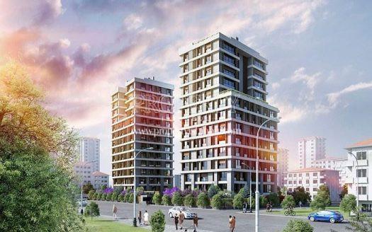Polat Ev Goztepe project
