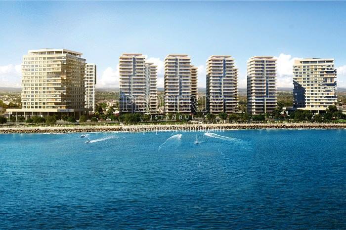 Pruva 34 project next to the Marmara Sea