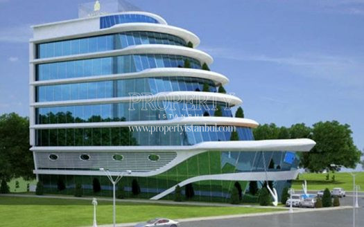 Royal Marine Business Center project