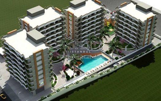 Silkroad Residence project