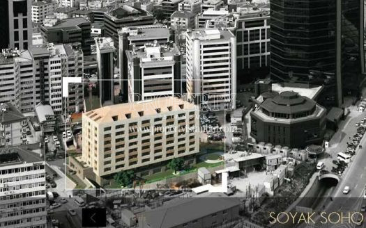 Soyak Soho project