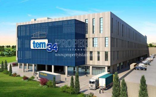 TEM 34 project