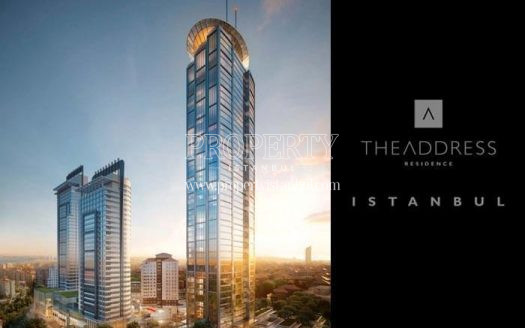 The address Residence Istanbul towers