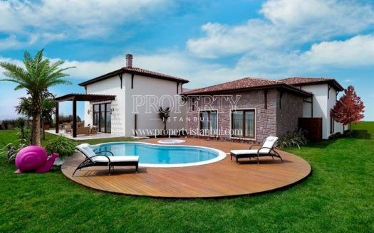 Luxury villa with its private swimming pool in Toskana Orizzonte