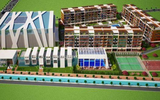 Tuzla Modern Park project