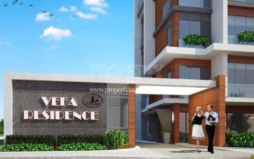 Vefa Residence entrance