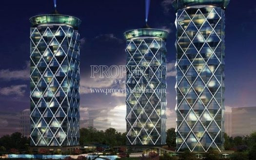 Velvet Towers project