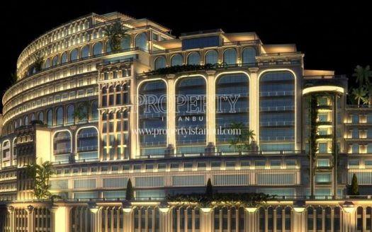 Venedik Saraylari project