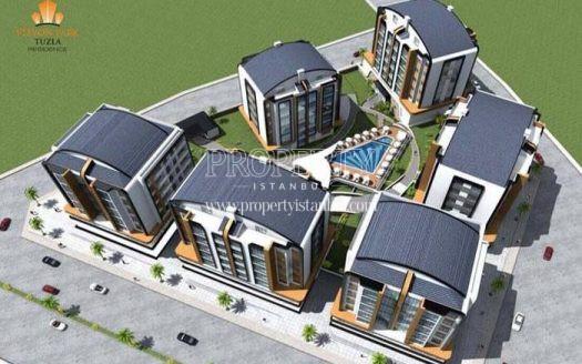 Vizyon Park Tuzla Residence compound