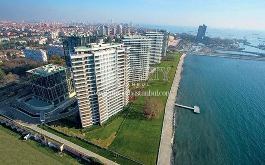 Yali Atakoy compound next to the Marmara Sea