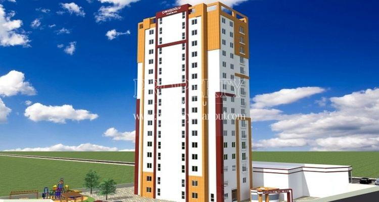 Yildiz Kule Tuzla buildign project