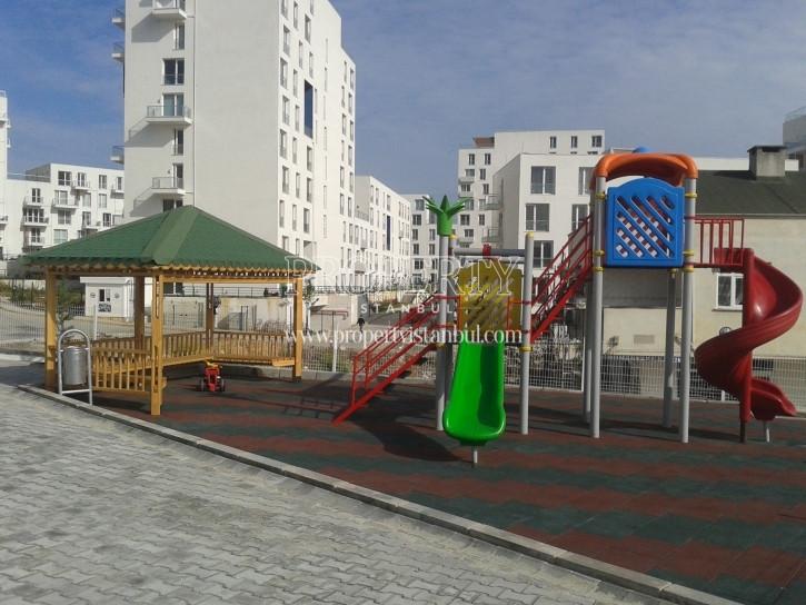 Yildiz Kule Tuzla children park