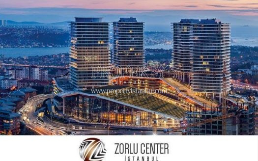 Zorlu Center project