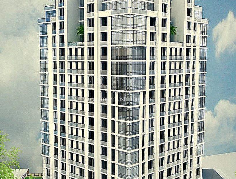 Adakule Rezidans tower project