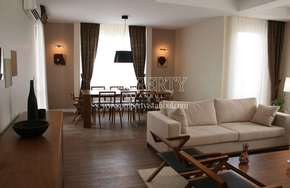Agaoglu My Dream Altunizade living room