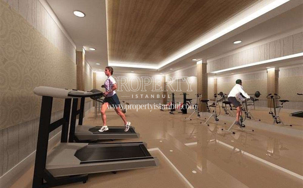Alemera Tuzla project gym