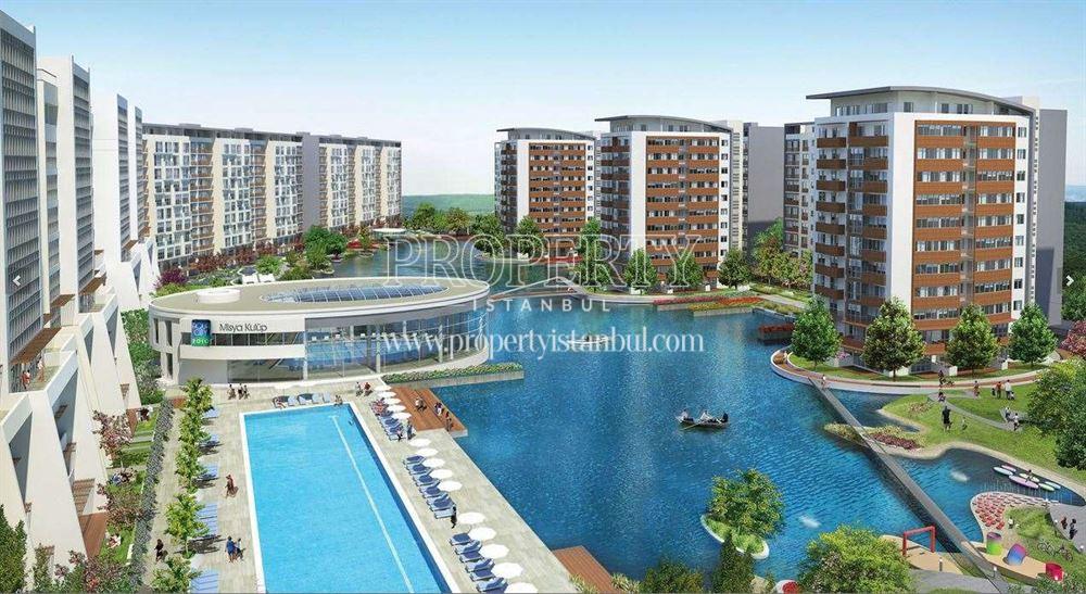 Aqua City 2010 compound