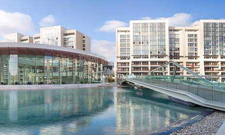 Aqua City 2010 swimming pool