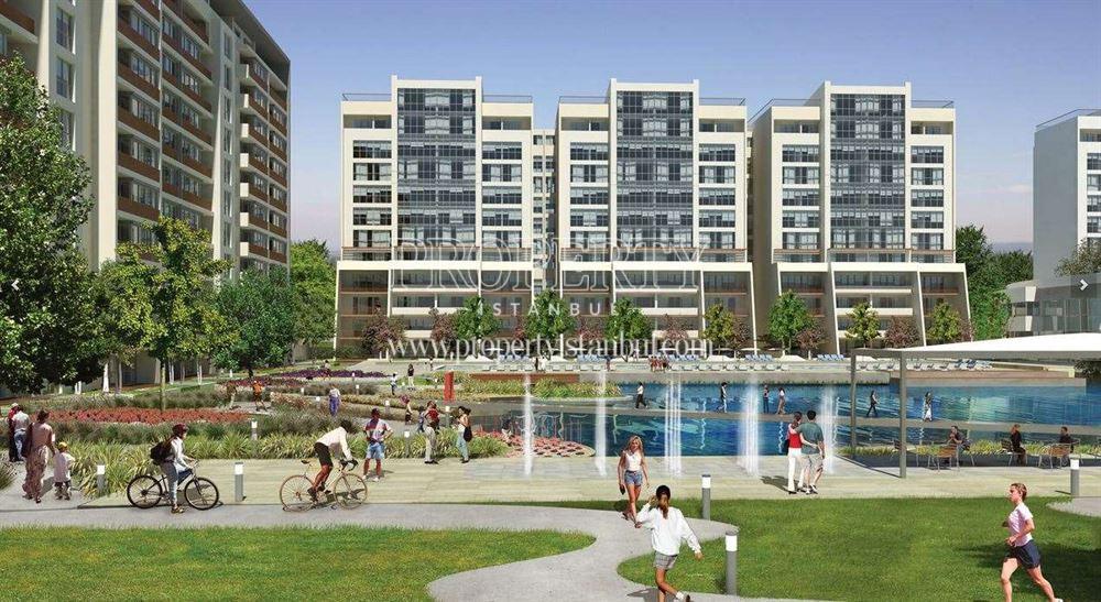 Aqua City 2010 complex