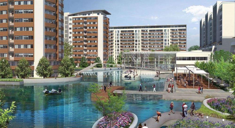 Aqua City 2010 project