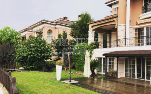 Luxury villas in Ardenia Park Evleri