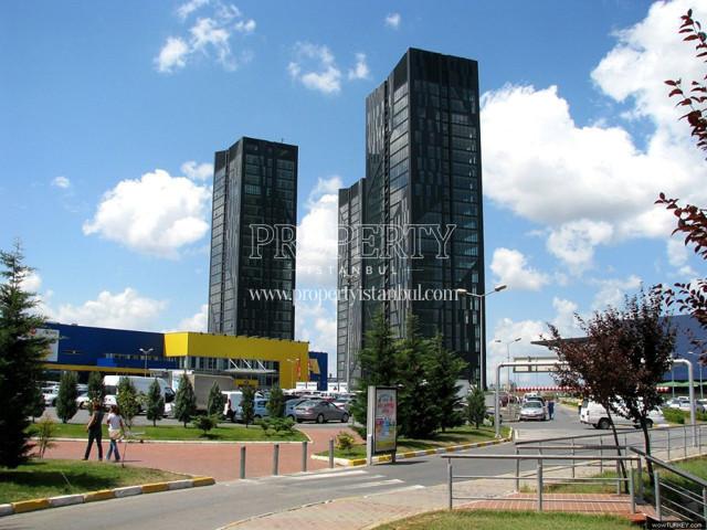 Buyaka Residence towers