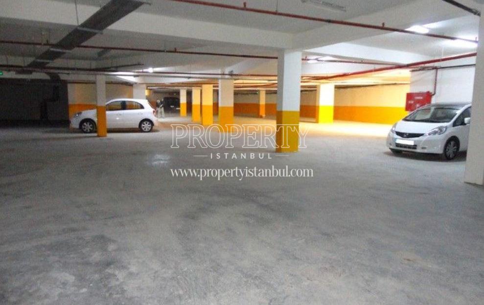Danispark garage