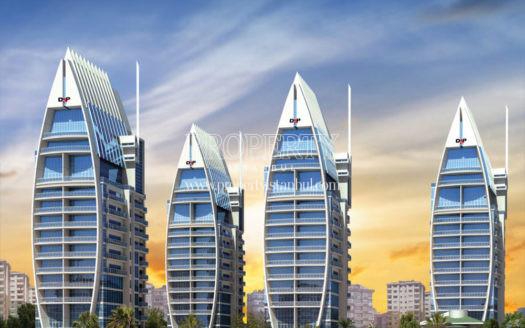Dap Dragos Royal Towers blocks
