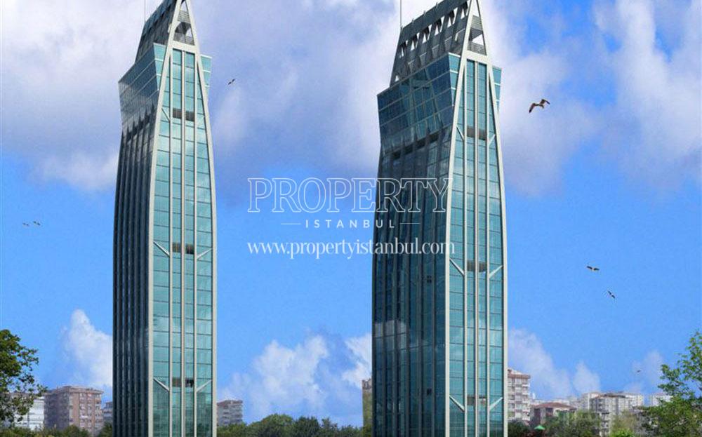 Dap Royal Center towers