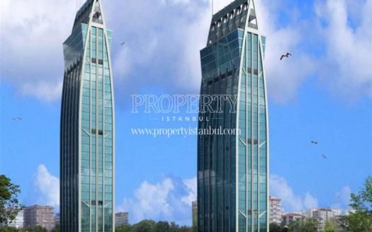 Dap Royal Center towers