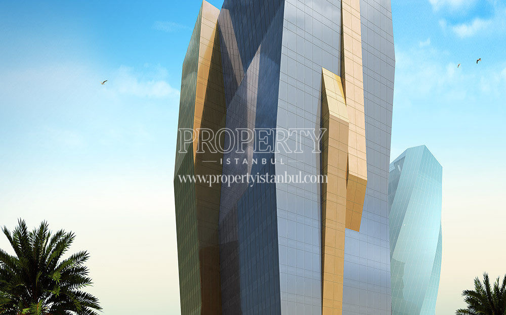 Dap Tango Kule tower and shopping center project