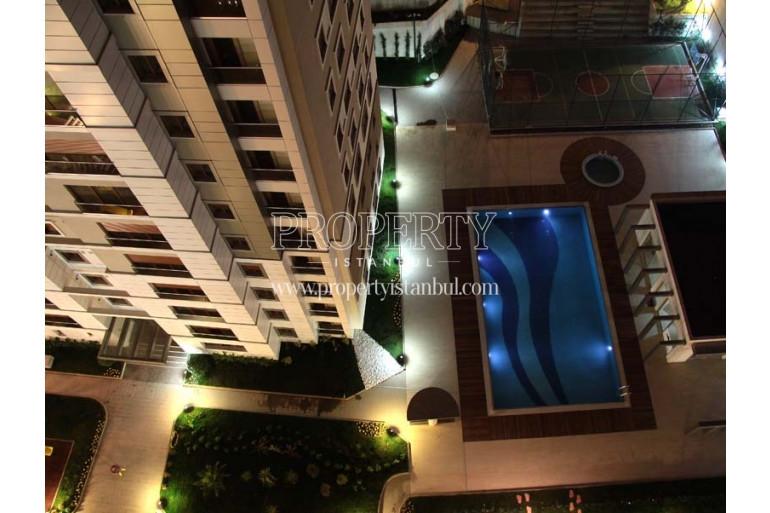 Deniz Yildizi homes swimming pool