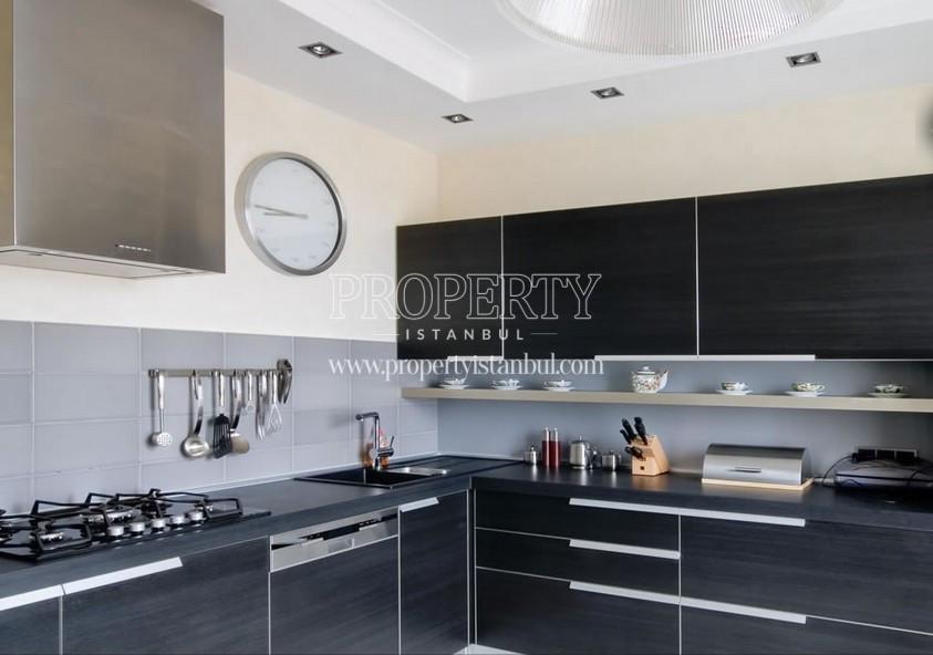 The kitchen in Imaj Garden